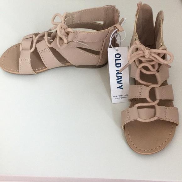 9a9485c33b6 Old Navy toddler gladiator sandals - tan - 8